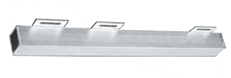 "6""x6"" Plate Bracket With 4"" Slot"