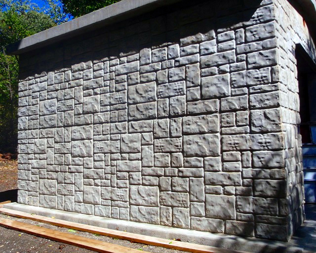 Concrete Forms Ashlar Stone