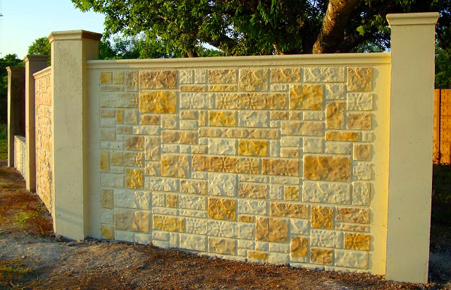 Concrete Forms - Ashlar Stone