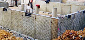 crawl spaces formwork concrete