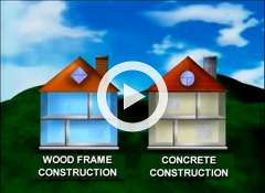 concrete home advantages