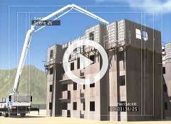 high rise concrete construction full